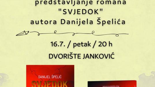 Danijel Špelić SVJEDOK